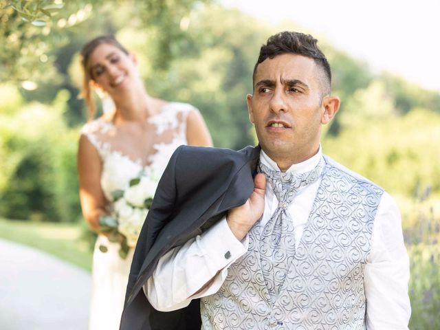 Il matrimonio di Andrea e Valeria a Iseo, Brescia 11