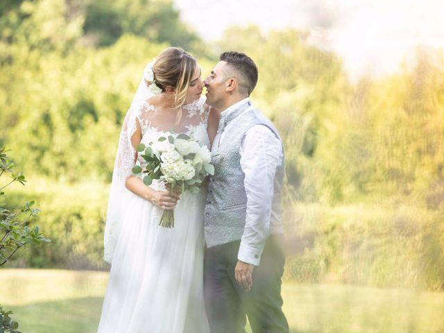 Il matrimonio di Andrea e Valeria a Iseo, Brescia 12