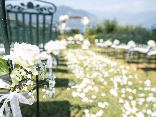 Il matrimonio di Andrea e Valeria a Iseo, Brescia 42