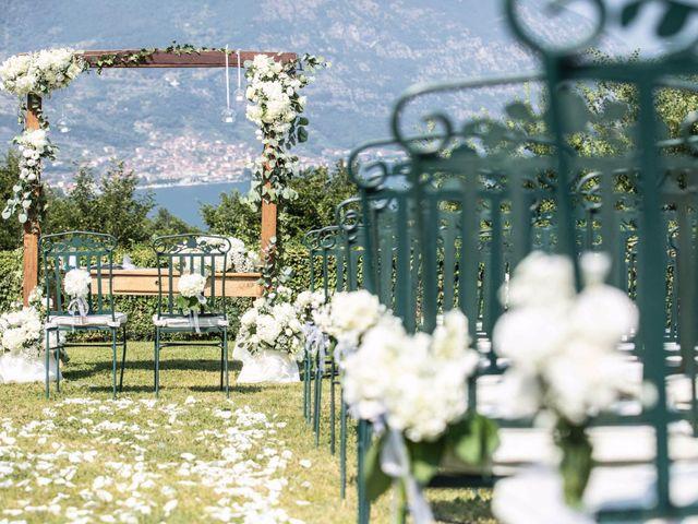Il matrimonio di Andrea e Valeria a Iseo, Brescia 43