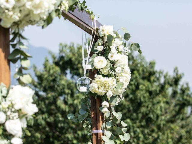 Il matrimonio di Andrea e Valeria a Iseo, Brescia 44