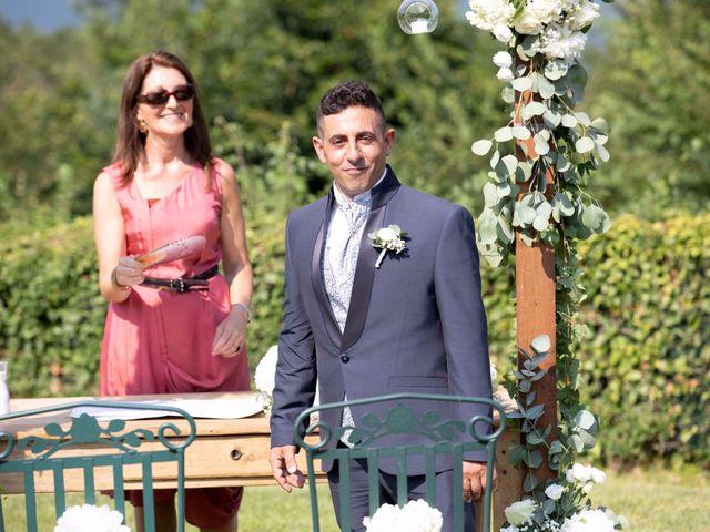Il matrimonio di Andrea e Valeria a Iseo, Brescia 45