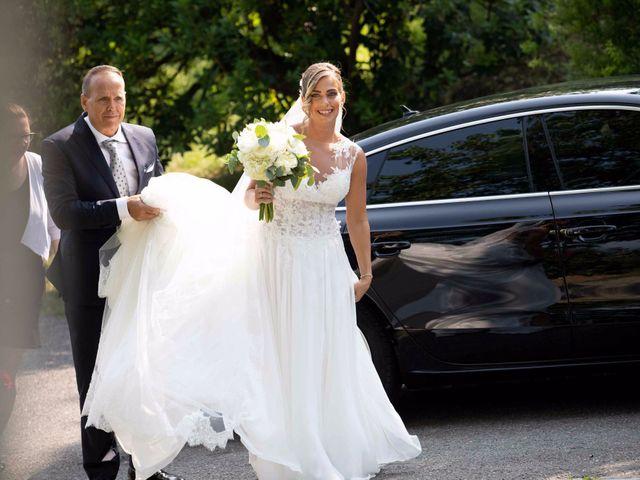 Il matrimonio di Andrea e Valeria a Iseo, Brescia 46