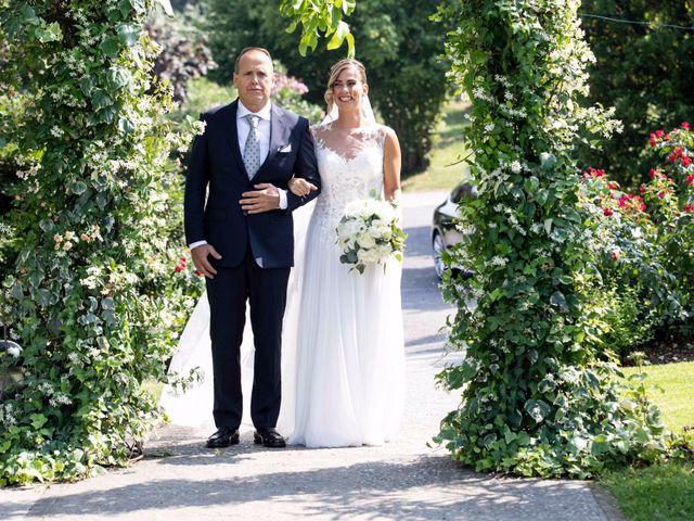 Il matrimonio di Andrea e Valeria a Iseo, Brescia 48