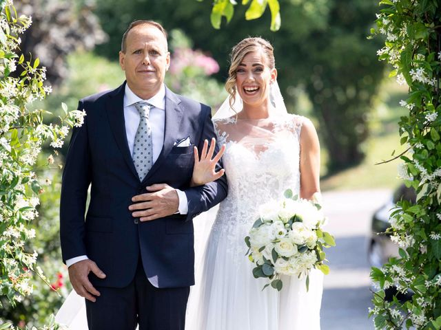 Il matrimonio di Andrea e Valeria a Iseo, Brescia 49