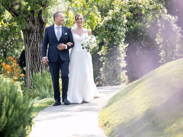 Il matrimonio di Andrea e Valeria a Iseo, Brescia 50