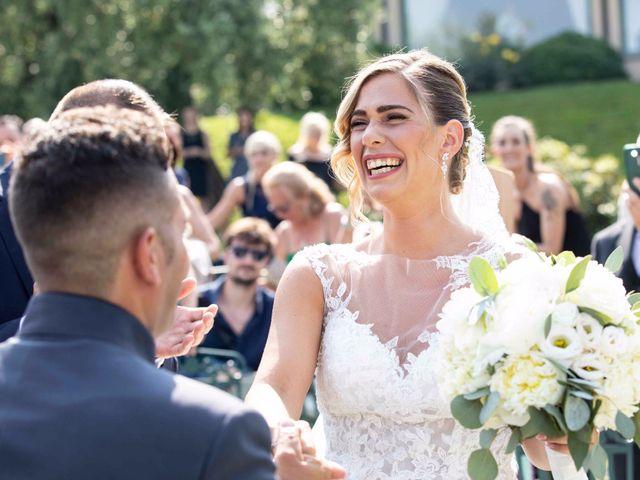 Il matrimonio di Andrea e Valeria a Iseo, Brescia 55