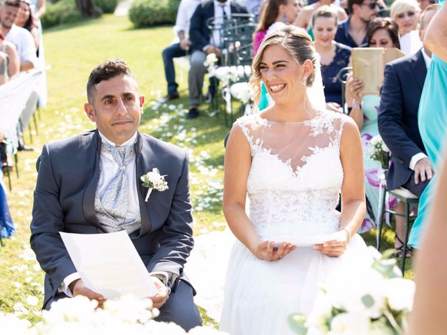 Il matrimonio di Andrea e Valeria a Iseo, Brescia 56