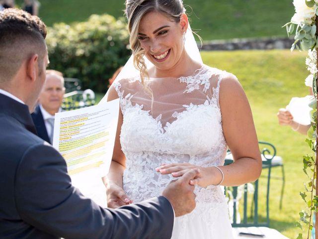 Il matrimonio di Andrea e Valeria a Iseo, Brescia 62