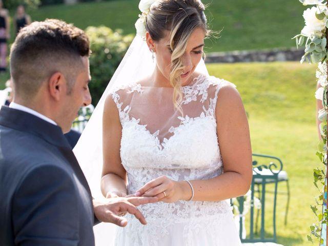 Il matrimonio di Andrea e Valeria a Iseo, Brescia 63