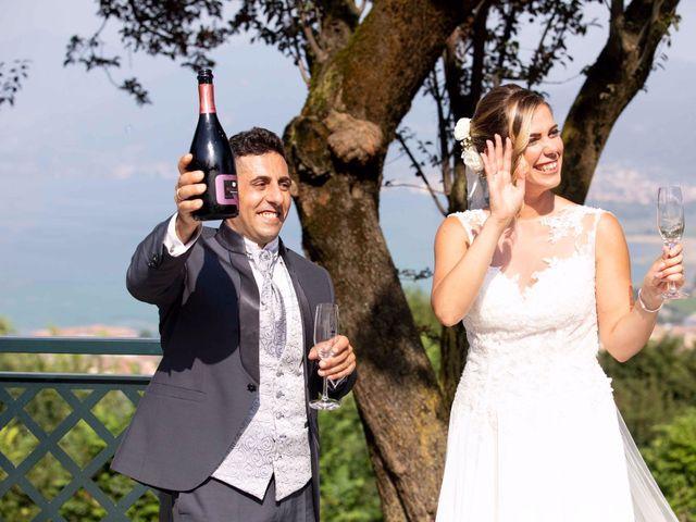 Il matrimonio di Andrea e Valeria a Iseo, Brescia 70