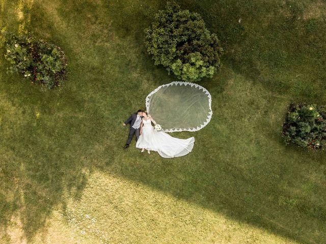 Il matrimonio di Andrea e Valeria a Iseo, Brescia 80
