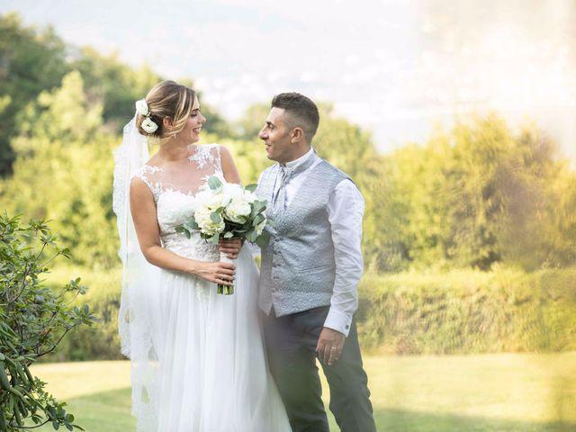 Il matrimonio di Andrea e Valeria a Iseo, Brescia 85