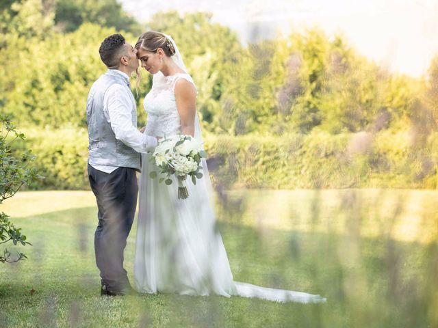 Il matrimonio di Andrea e Valeria a Iseo, Brescia 89