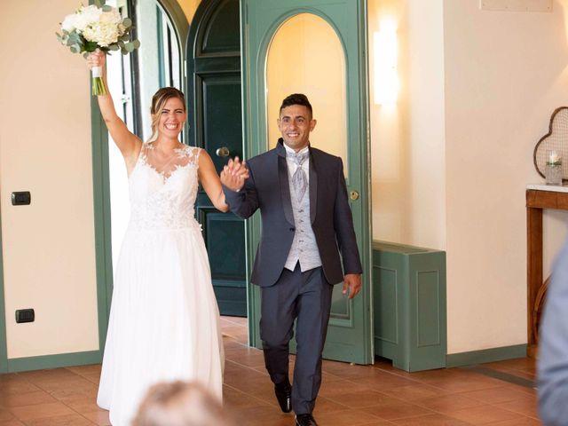 Il matrimonio di Andrea e Valeria a Iseo, Brescia 95