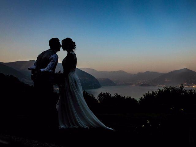 Il matrimonio di Andrea e Valeria a Iseo, Brescia 106