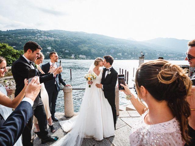 Il matrimonio di Antonio e Marina a Verbania, Verbania 21