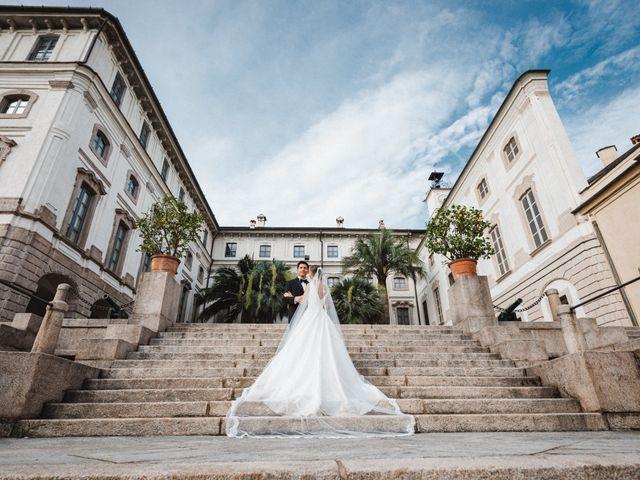 Il matrimonio di Antonio e Marina a Verbania, Verbania 22