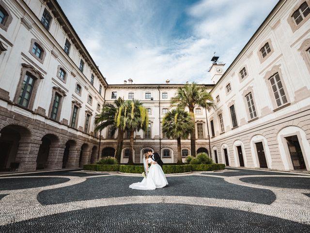 Il matrimonio di Antonio e Marina a Verbania, Verbania 23