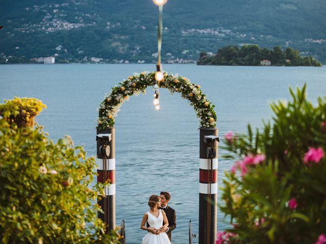 Il matrimonio di Antonio e Marina a Verbania, Verbania 39