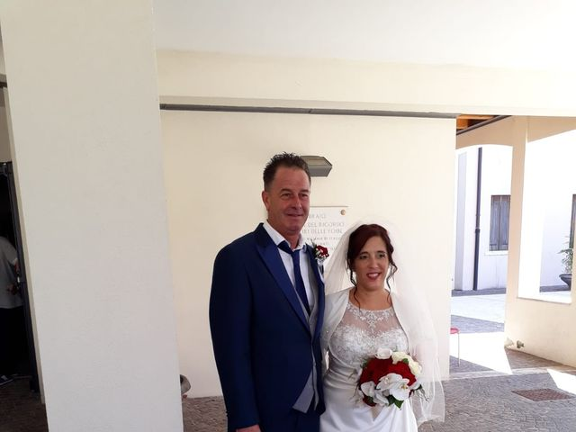 Il matrimonio di Yvan e Dolores  a Azzano Decimo, Pordenone 3