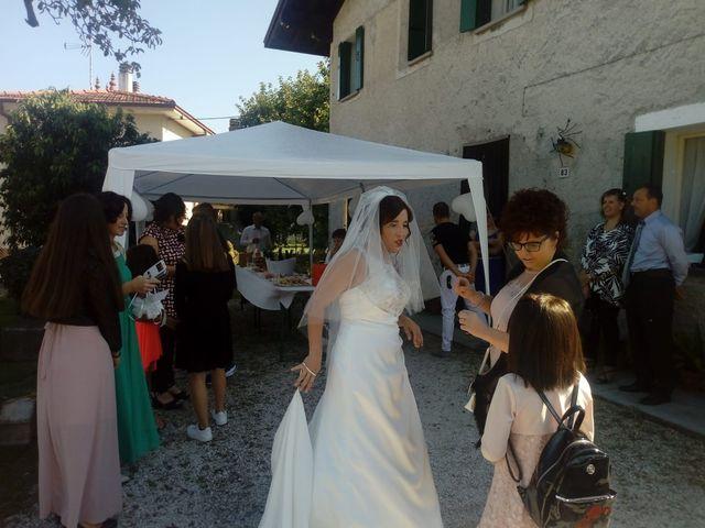 Il matrimonio di Yvan e Dolores  a Azzano Decimo, Pordenone 14