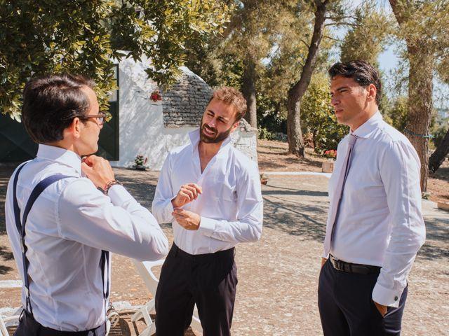 Il matrimonio di Stefano e Laura a Fasano, Brindisi 22