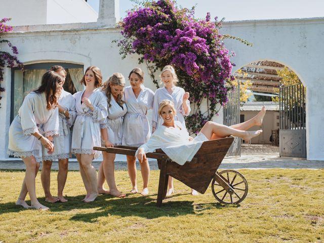 Il matrimonio di Stefano e Laura a Fasano, Brindisi 26