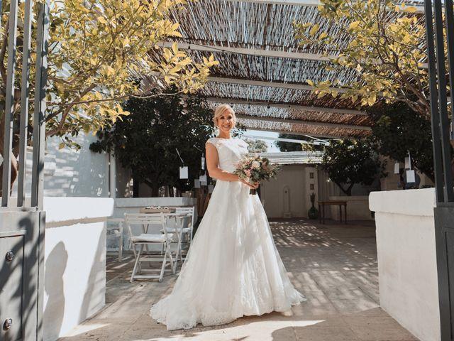 Il matrimonio di Stefano e Laura a Fasano, Brindisi 35