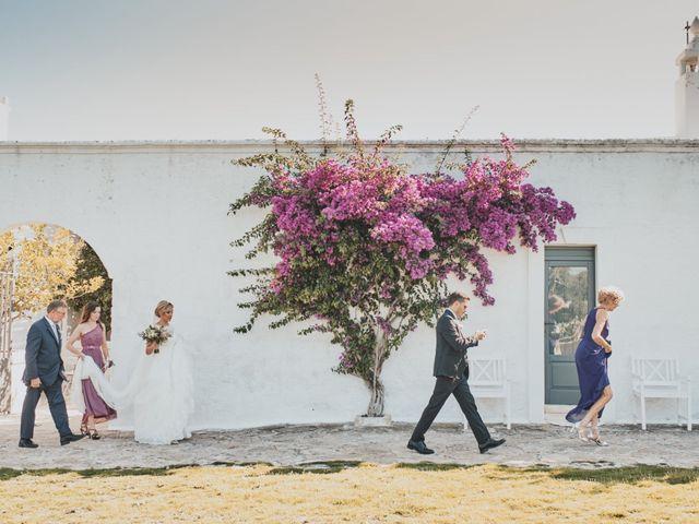 Il matrimonio di Stefano e Laura a Fasano, Brindisi 47
