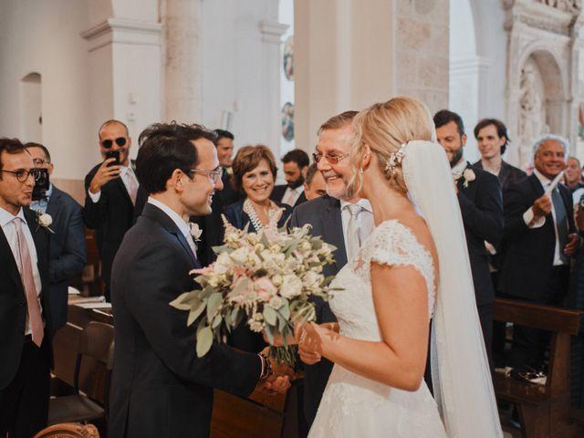 Il matrimonio di Stefano e Laura a Fasano, Brindisi 59