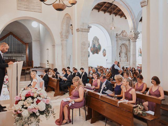 Il matrimonio di Stefano e Laura a Fasano, Brindisi 62