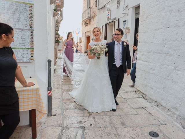 Il matrimonio di Stefano e Laura a Fasano, Brindisi 80