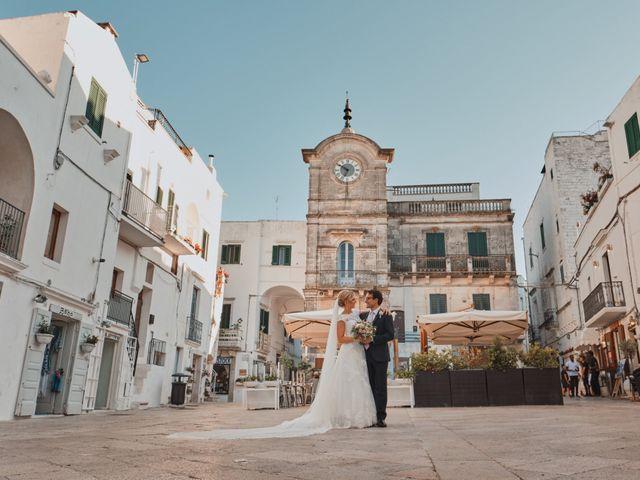 Il matrimonio di Stefano e Laura a Fasano, Brindisi 81