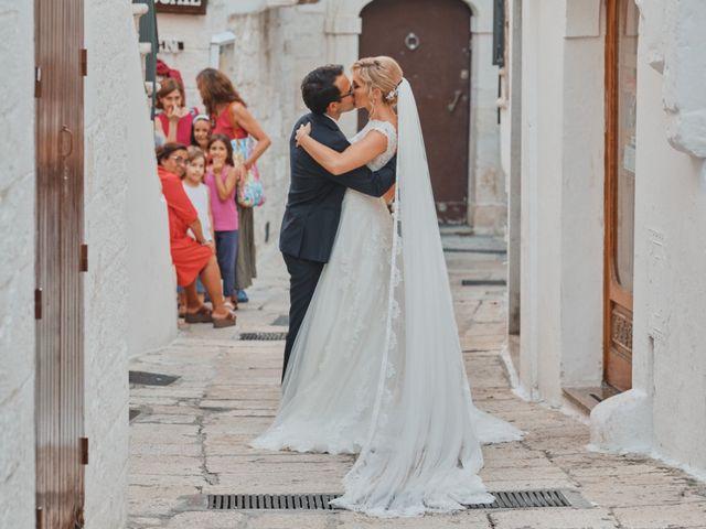 Il matrimonio di Stefano e Laura a Fasano, Brindisi 83