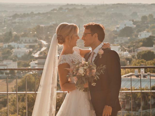 Il matrimonio di Stefano e Laura a Fasano, Brindisi 85