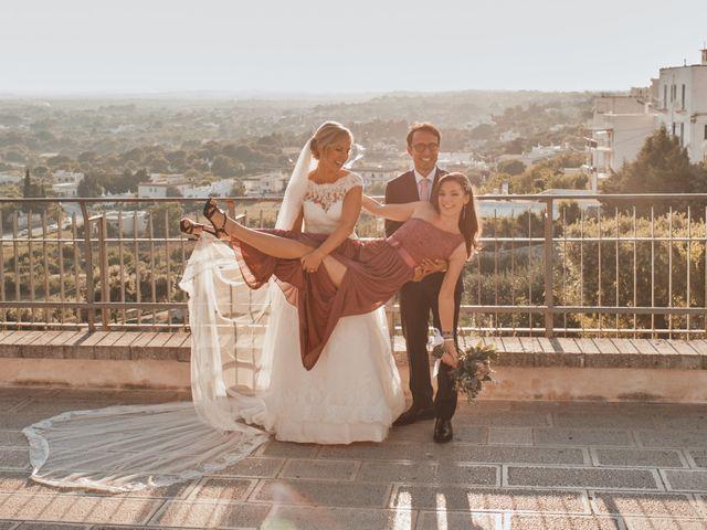 Il matrimonio di Stefano e Laura a Fasano, Brindisi 87