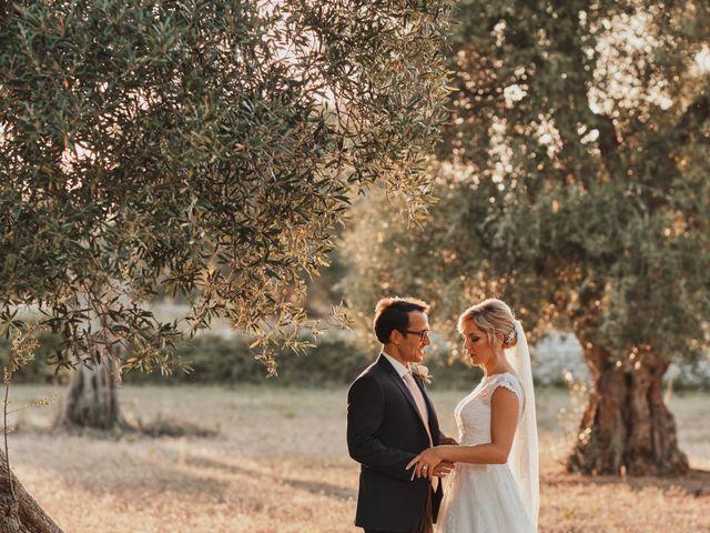 Il matrimonio di Stefano e Laura a Fasano, Brindisi 88