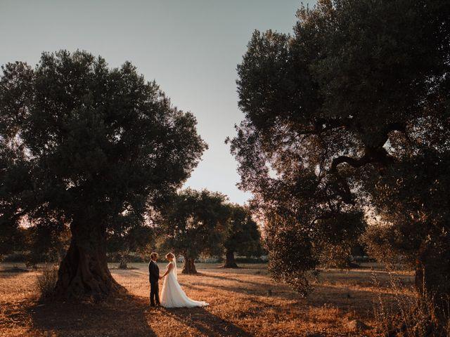 Il matrimonio di Stefano e Laura a Fasano, Brindisi 90