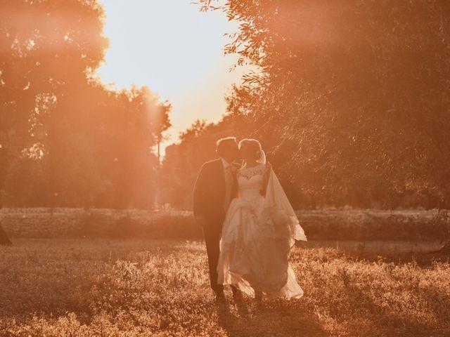 Il matrimonio di Stefano e Laura a Fasano, Brindisi 91