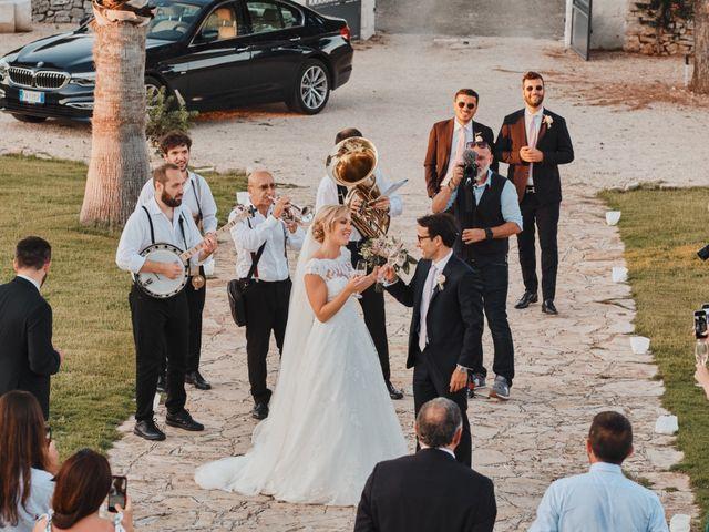 Il matrimonio di Stefano e Laura a Fasano, Brindisi 96
