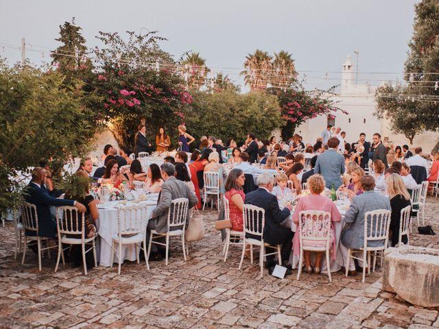 Il matrimonio di Stefano e Laura a Fasano, Brindisi 106