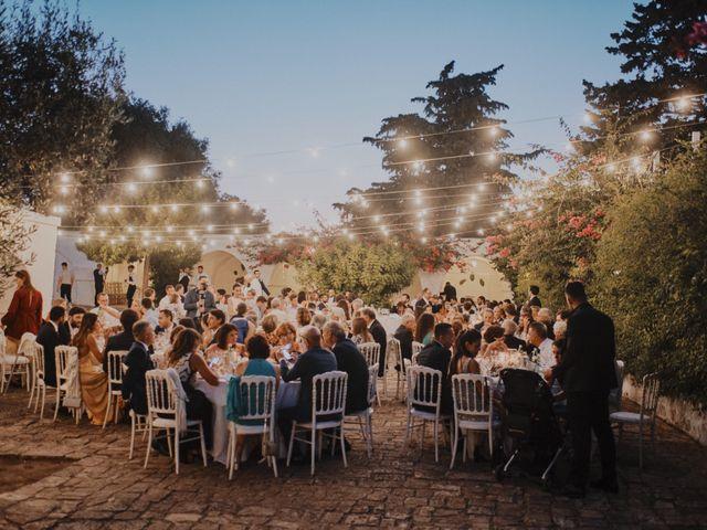 Il matrimonio di Stefano e Laura a Fasano, Brindisi 109