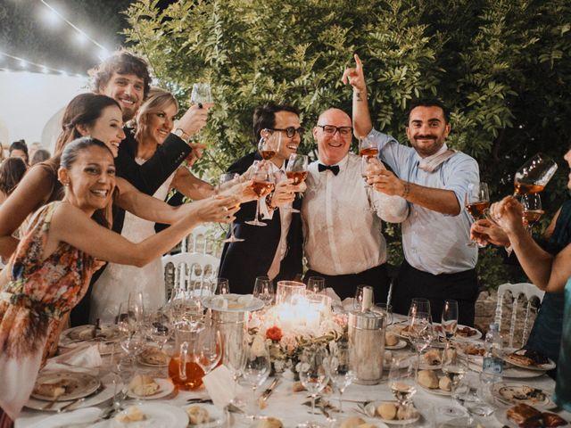 Il matrimonio di Stefano e Laura a Fasano, Brindisi 112