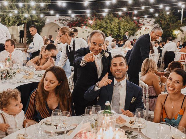 Il matrimonio di Stefano e Laura a Fasano, Brindisi 113