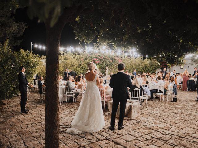 Il matrimonio di Stefano e Laura a Fasano, Brindisi 129