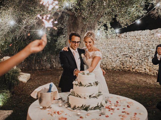 Il matrimonio di Stefano e Laura a Fasano, Brindisi 137