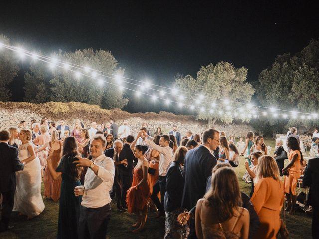 Il matrimonio di Stefano e Laura a Fasano, Brindisi 140