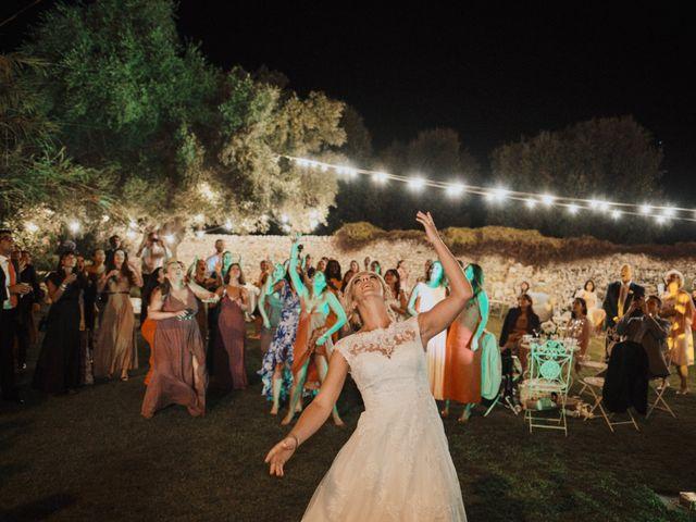 Il matrimonio di Stefano e Laura a Fasano, Brindisi 142