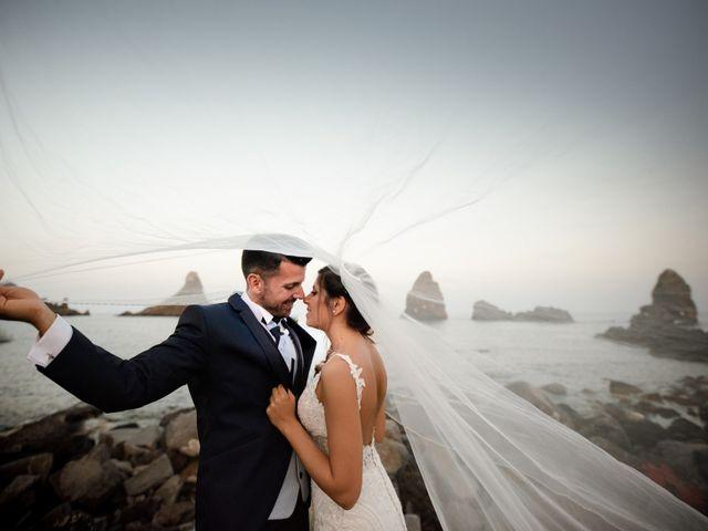 Le nozze di Yvonne e Marco